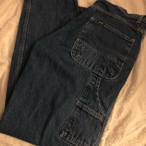 Men's Key denim carpenter pants W32 L32